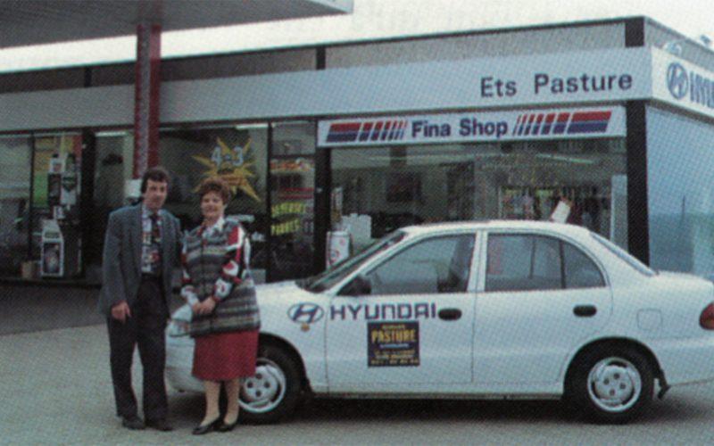 1995-lancement-Hyundai